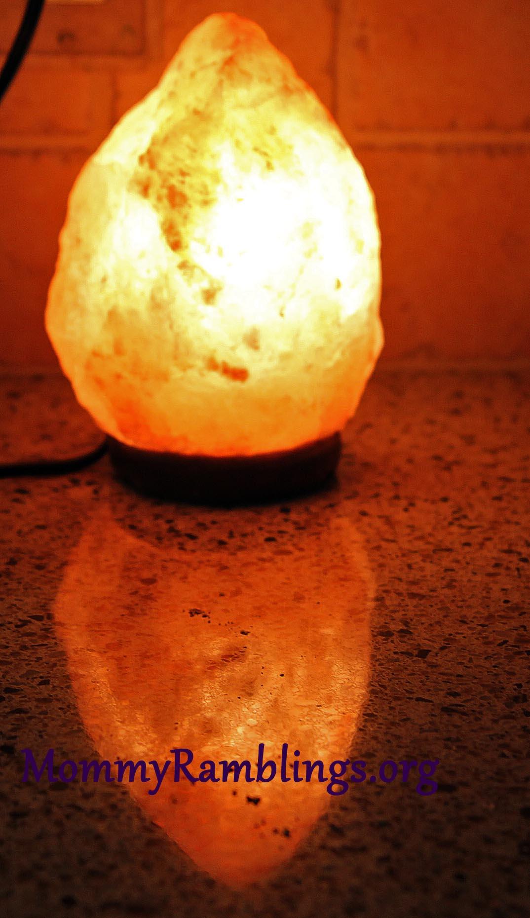 Himalayan Salt Lamps Facebook : Himalayan Salt Shop, Salt Lamp Review and Giveaway!!! 15% Discount Code Added!!! Mommy Ramblings
