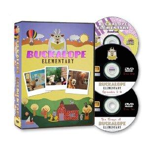 Buckalope Elementary Boxed Set