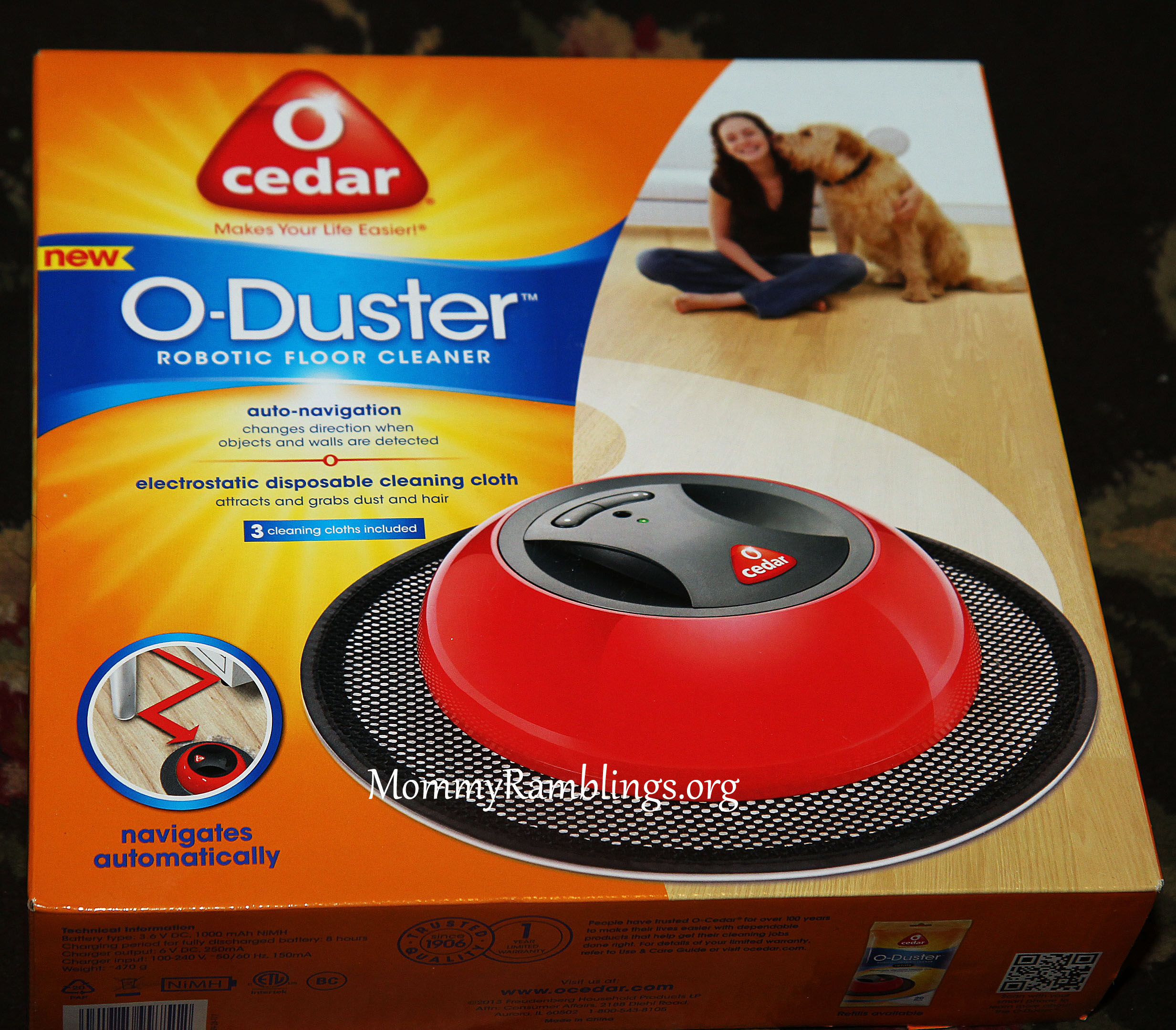 o-duster archives • mommy ramblings