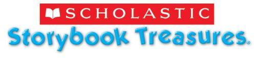 storybook treasures logo