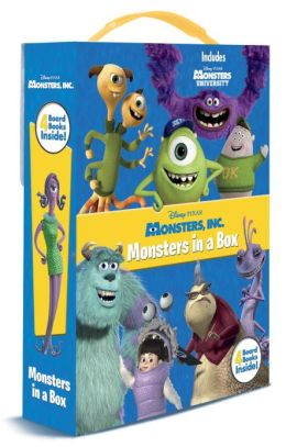 monstersinabox book