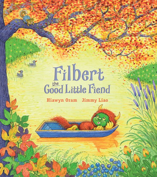 Filbert, The Good Little Fiend #candlewick