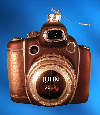 Great Ornaments for Photographers!