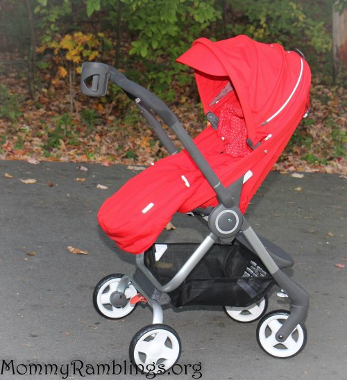 Stokke Scoot With Softbag