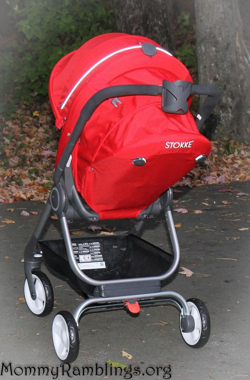 Forward Facing Rear View Stokke Scoot