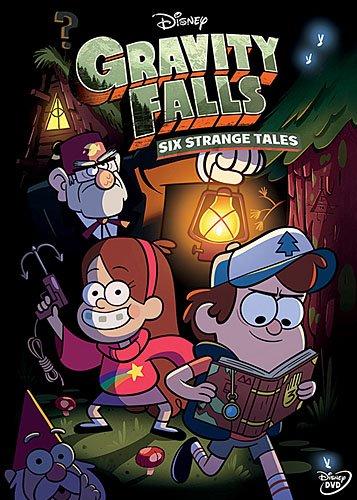 Gravity Falls DVD Disney