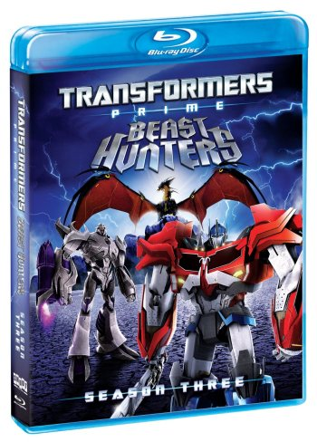Transformers Season Three Blu-Ray