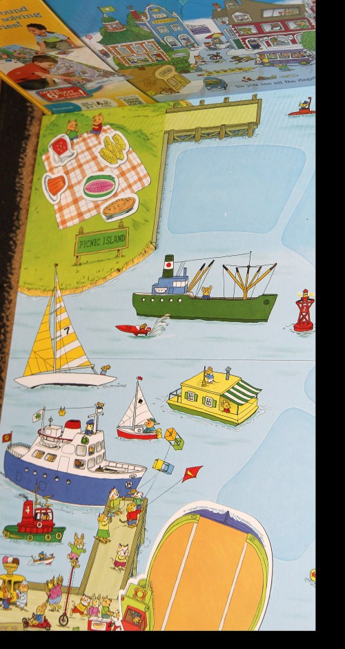 Richard Scarry Game 2