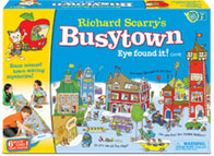 Richard Scarry's Busytown Eye Found It! Game