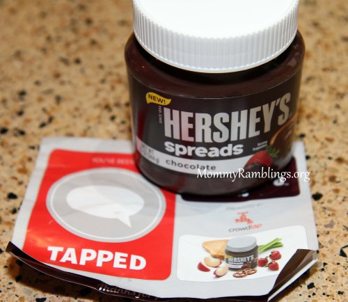 Hershey's Spreads Tapped