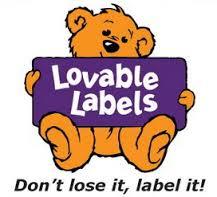 Lovable Labels Logo