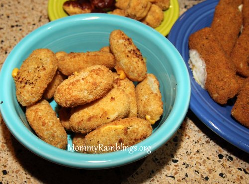 Poppers -T.G.I Friday's -Frozen Snacks- #TGIFGameDay- #Cbias- #Shop