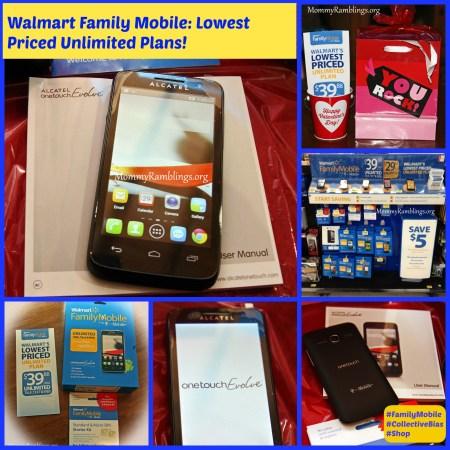 Walmart Family Mobile -#FamilyMobile-#Cbias-#Shop