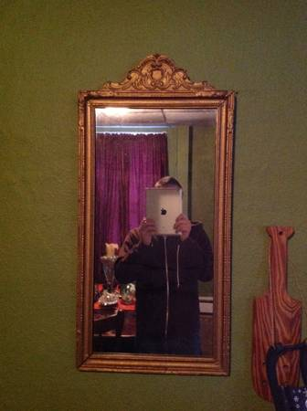 Guy in Mirror
