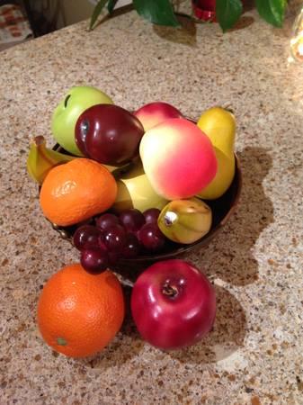 Vintage Artifical Fruit