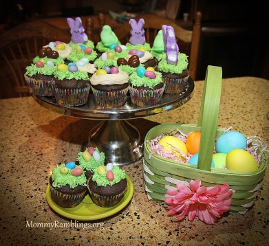 Cupcakes Easter 2
