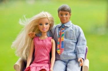 Ken-Barbie-Mattel