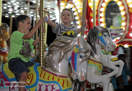 #OurSummerJourney-Fun at the County Fair!!!