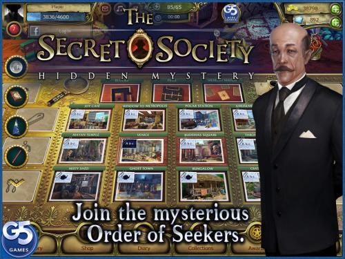 Secret Society ss1