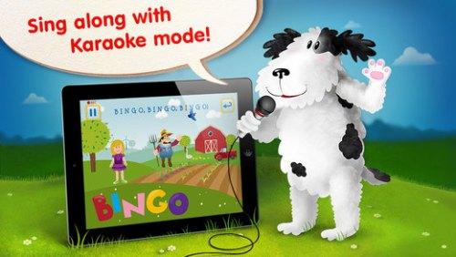 Kids Academy Bingo App
