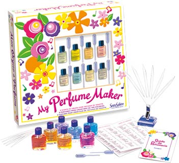my perfume maker site