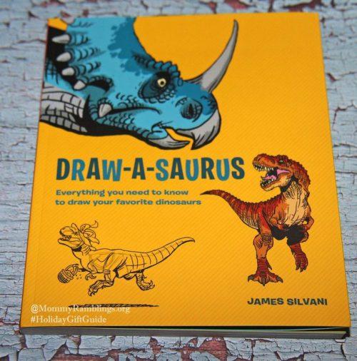 Draw A Saurus Book mR