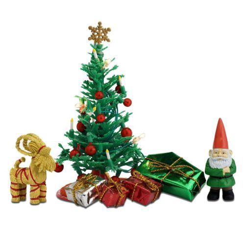 Lundby Christmas Tree Set Unboxed