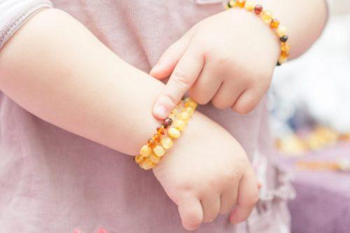 Amber Children's Bracelets