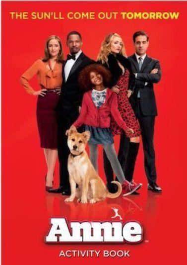 Annie-Activity-Book