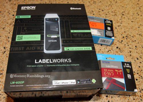 Epson-LabelWorks