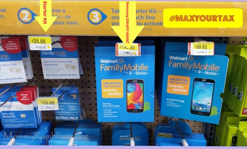 Family mobile store 2015 #maxyourtax