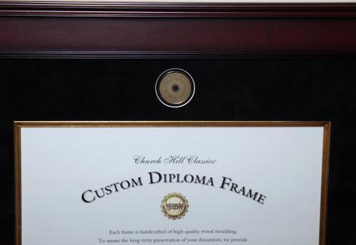 Diploma Frame 4