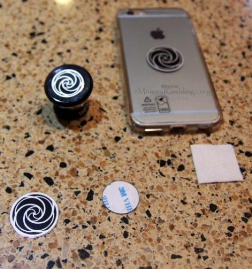 Smart & Easy Phone  Holder 1