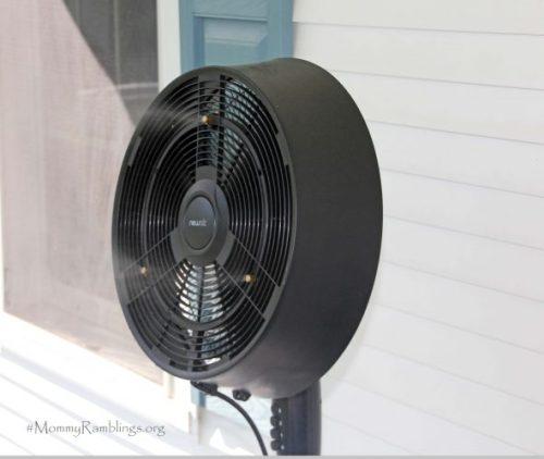 NewAir Fan