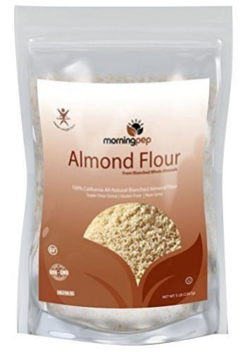almond flour morning pep