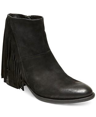 western black bootie