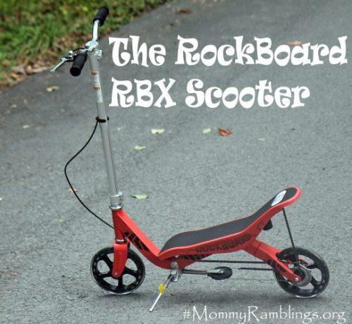 Rockboard RBX Scooter