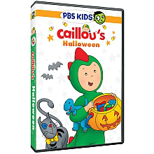 Calillou Halloween Dvd