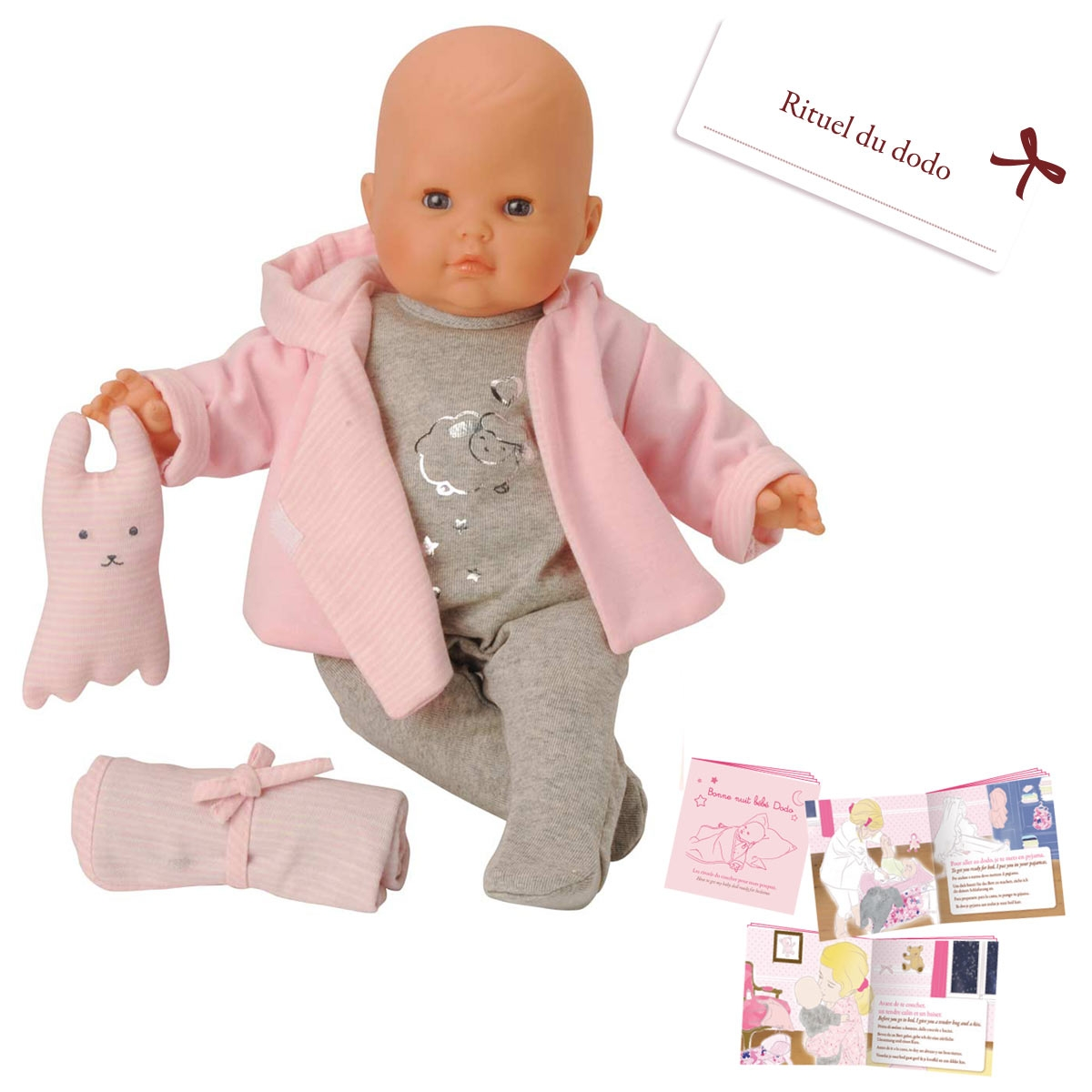 holidaygiftguide corolle baby doll giveaway mommy ramblings. Black Bedroom Furniture Sets. Home Design Ideas