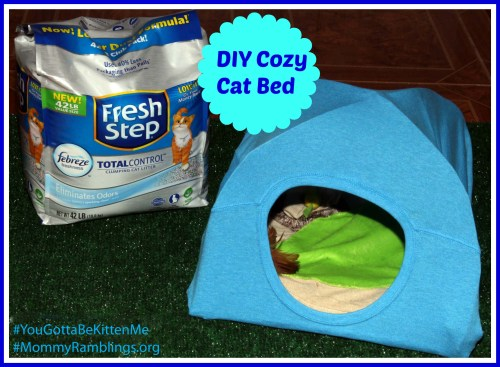 cat bed hero new