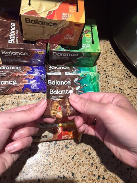 balance bars 2