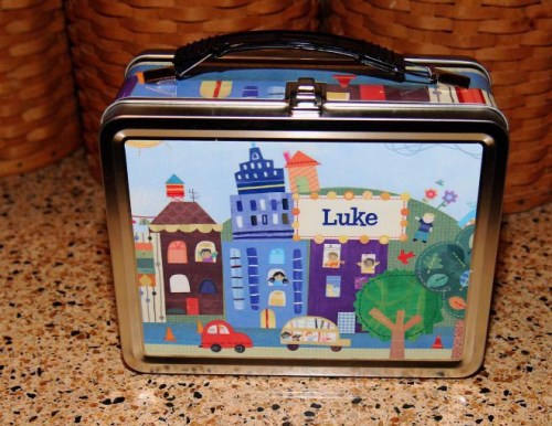 I see me lunch box New