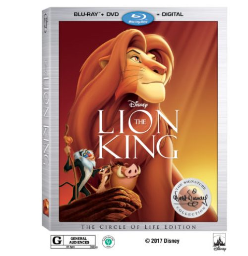 The Lion King Roars To Its Rightful Place In The Walt Disney