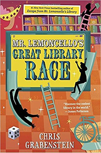 Discover mr lemoncellos great library race 3 book set giveaway mr lemoncello great library race bookgresize331499 fandeluxe