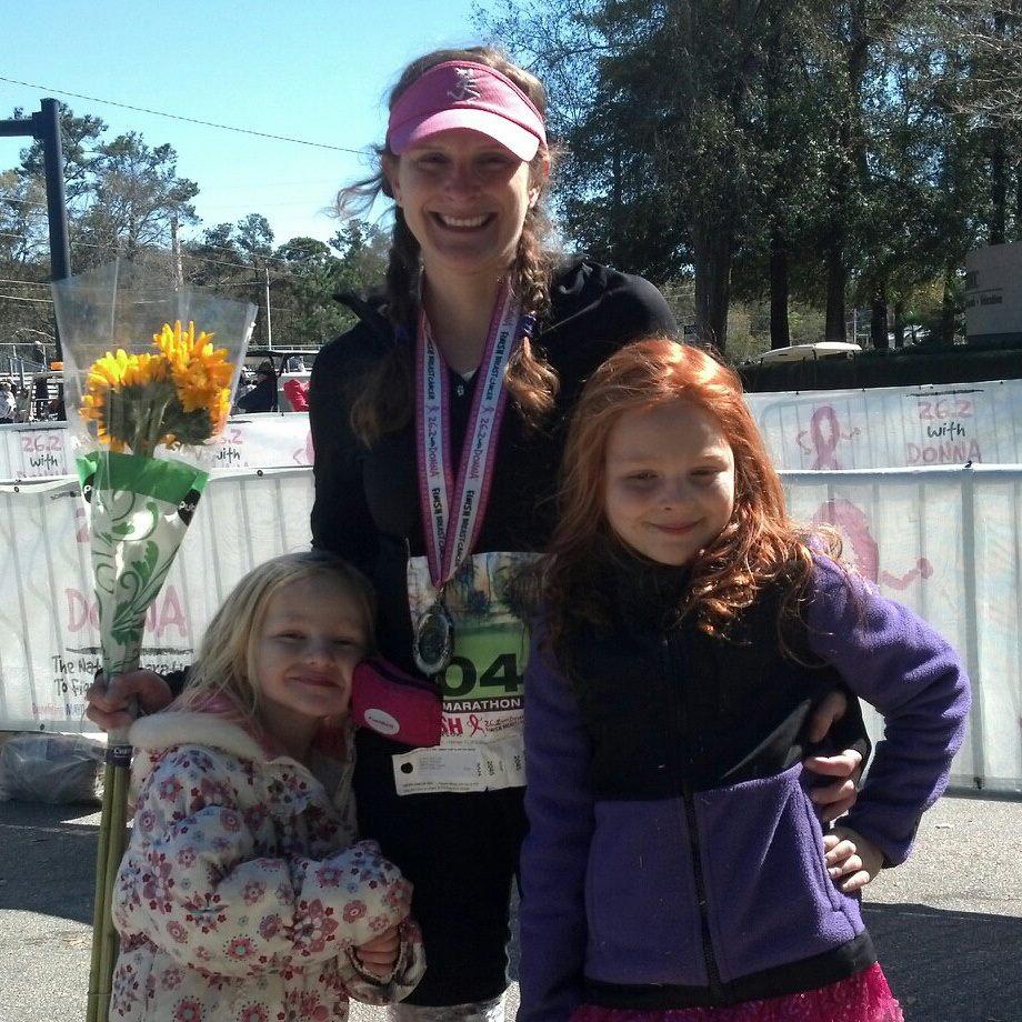 My Little Corner: Marathons, Motherhood, and More