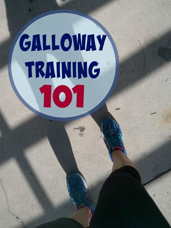 Marathon Training Programs: Galloway 101