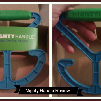 Mighty Handle Product Review | Mommy Runs It