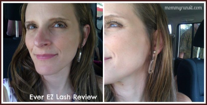 Ever EZ Lashes Review | Mommy Runs It