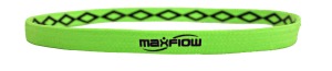 Cross-Grip Hairband from MaxFlowSports | Mommy Runs It