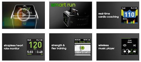 adidas miCoach SmartRun Watch
